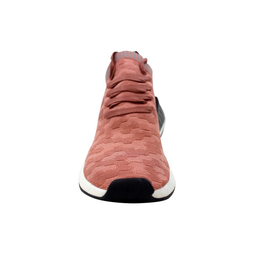 375faaaa0 Adidas NMD R2 Primeknit W Raw Pink Raw Pink-Grey BY8782 Women s Size ...