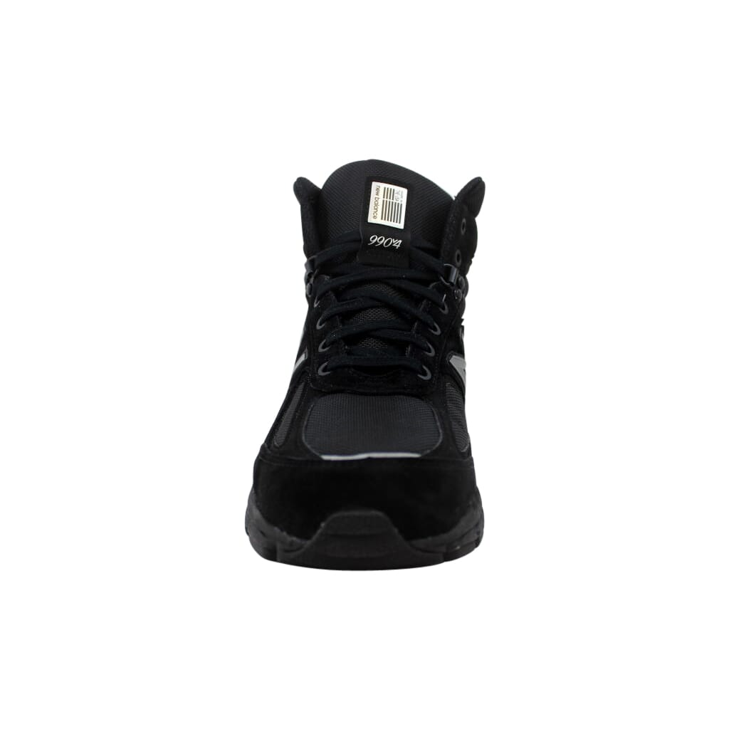 differently 37125 0d044 Details about New Balance 990 Mid Boot Black/Grey MO990BK4 Men's Size 9.5