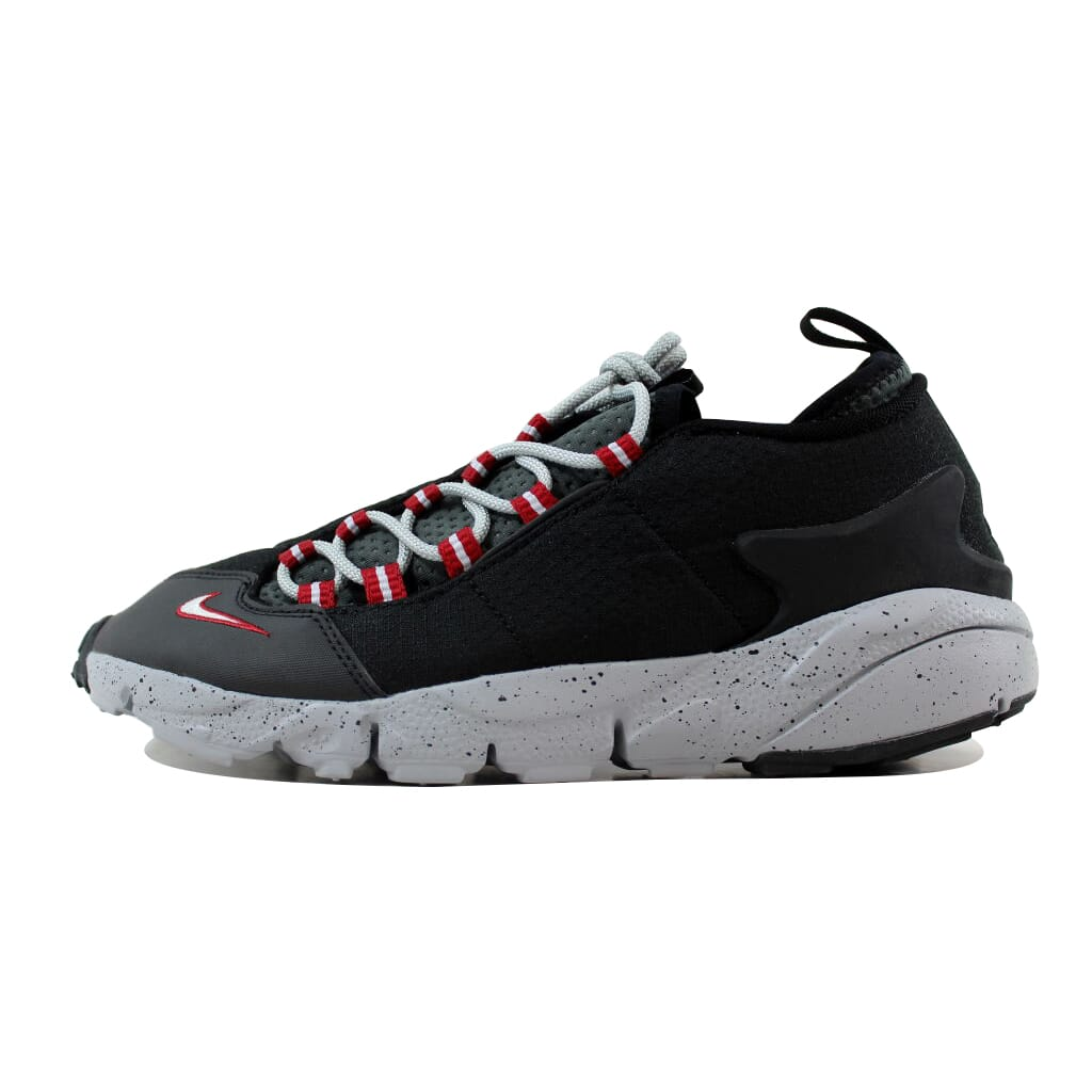 new style 6419d 7aa73 Nike Air Footscape NM Black Wolf Grey-Wolf Grey 852629-001 Men s SZ 10.5