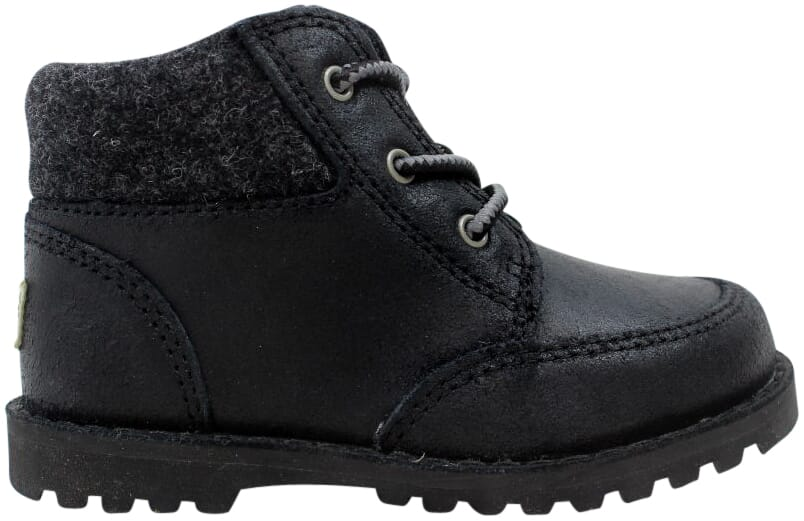 f86305b5190 Details about Ugg T Orin Wool Black 1008001T T/BLK Toddler Size 7C