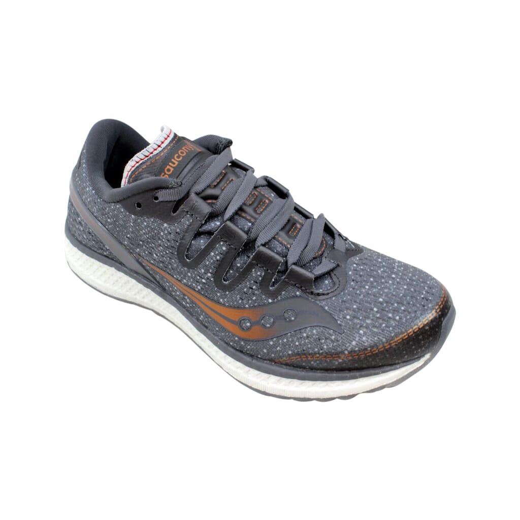 Saucony Freedom ISO GreyDemin Copper S10355 30 De las mujeres Size 6.5