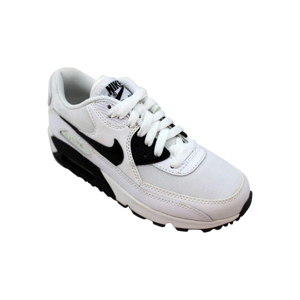 748c1acb Nike Air Max 90 Essential White/Black 616730-110 Women's Size 5   eBay