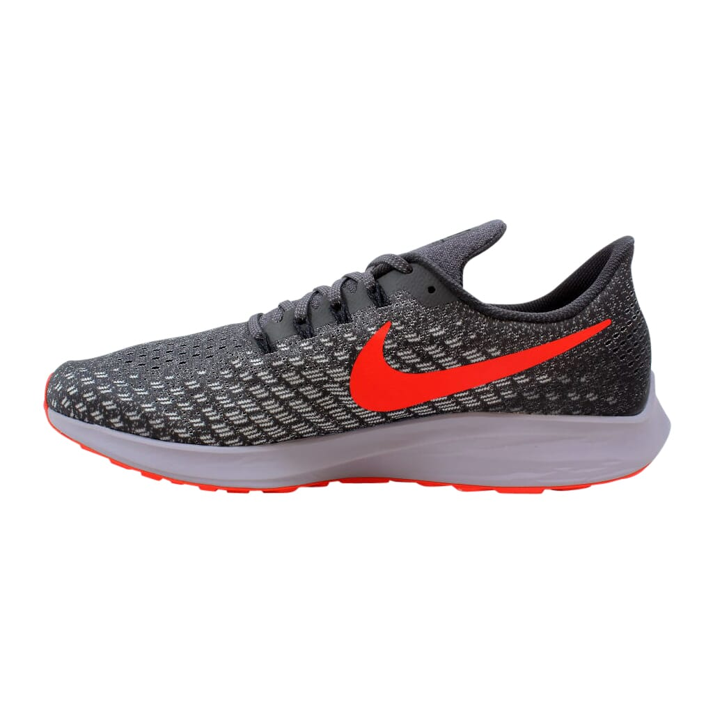 best service dcf0c 28fff Details about Nike Air Zoom Pegasus 35 Thunder Grey/Bright Crimson  942851-006 Men's Size 11.5