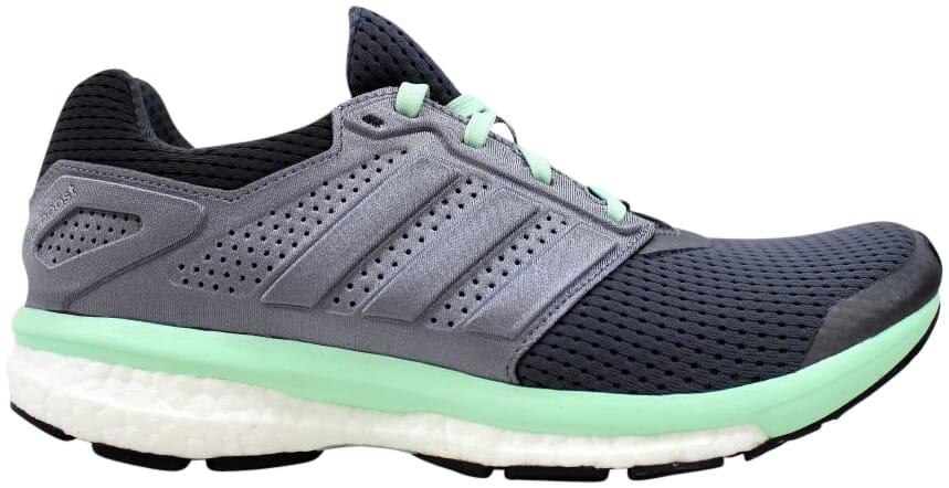 best shoes entire collection detailed look Détails sur Adidas Supernova Glide Boost 7 W Comme neuf/Gris-Gris  foncé-noir B33603 Femme- afficher le titre d'origine