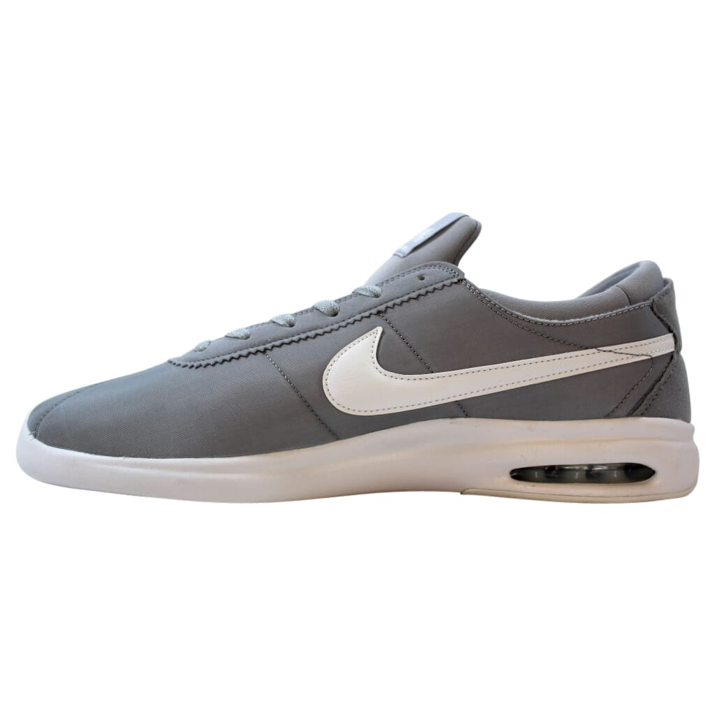 pre order multiple colors watch Nike SB Air Max Bruin Vapour TXT Wolf Grey/White AA4257-002 Men's ...