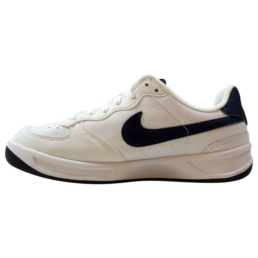 Nike-Ace-039-83-White-Midnight-Navy-302448-141-Grade-School-Size-6Y thumbnail 2