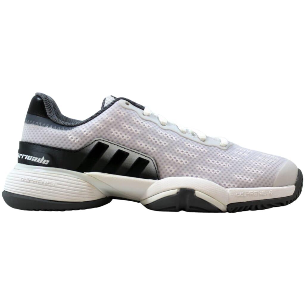 Ba7812 adidas Barricade 2016 XJ Footwear White/dgso Grey-grey Toddler Size 1.5