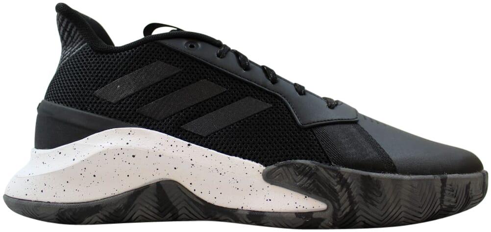 Adidas-RunTheGame-Black-White-EE9647-Men-039-s-Size-8
