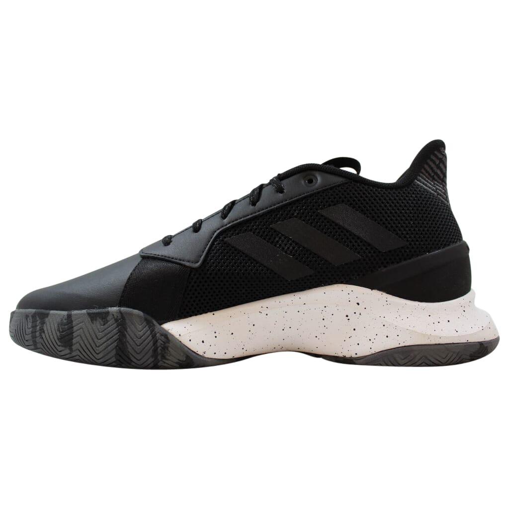 Adidas-RunTheGame-Black-White-EE9647-Men-039-s-Size-8 thumbnail 2