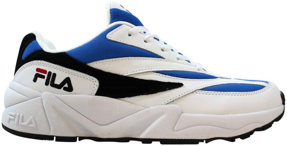 Fila-V94M-White-Electric-Blue-Black-1RM00584-117-Men-039-s-Size-11