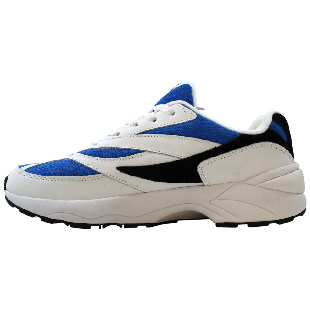 Fila-V94M-White-Electric-Blue-Black-1RM00584-117-Men-039-s-Size-11 thumbnail 2