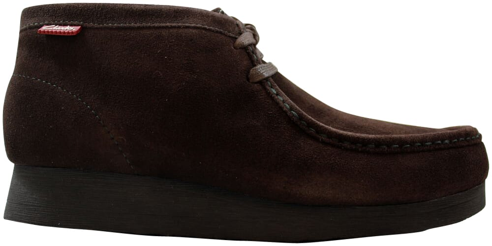 Clarks-Stinson-High-Chocolate-26107660-Men-039-s-Size-8-Medium