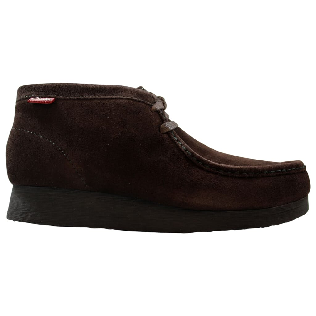 Clarks-Stinson-High-Chocolate-26107660-Men-039-s-Size-8-Medium thumbnail 2