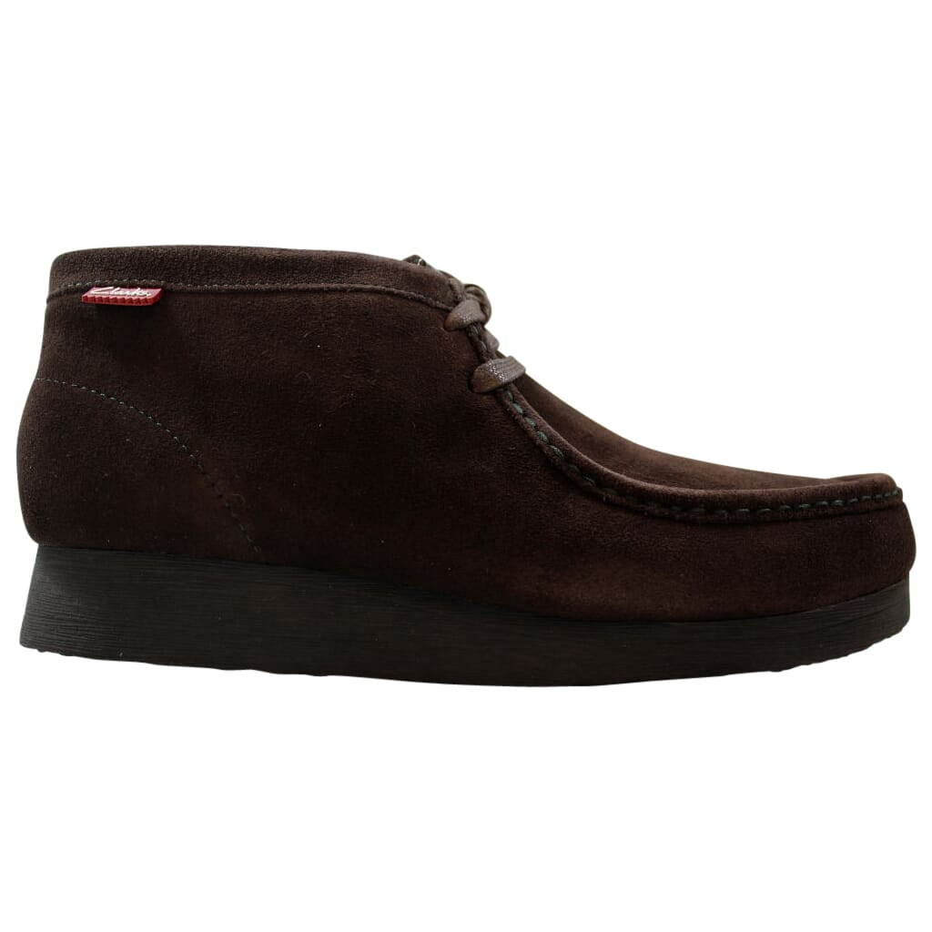 Clarks-Stinson-High-Chocolate-26107660-Men-039-s-Size-8-Medium thumbnail 3