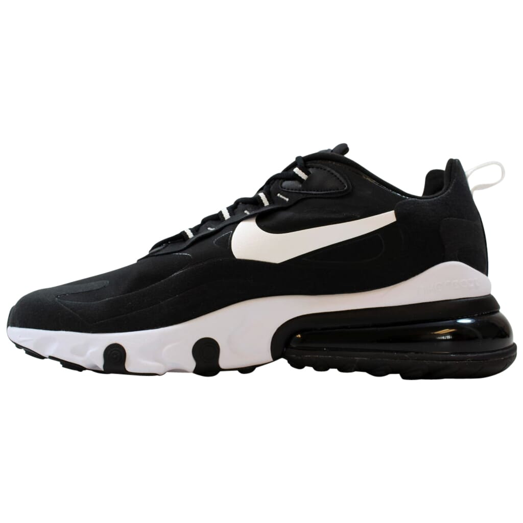 Nike Air Max 270 React Black/White AO4971-004 Men's Size