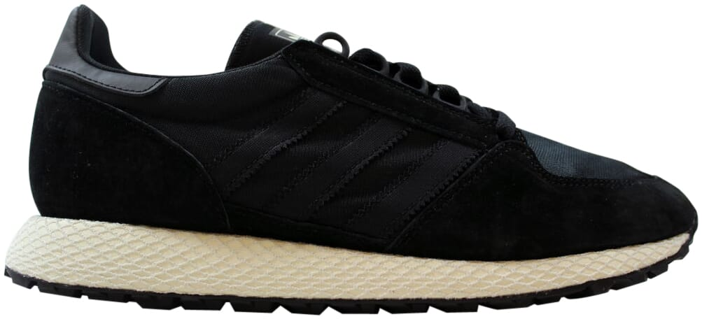 B37960-Adidas-Forest-Grove-Black-Men-039-s-Size-9-5