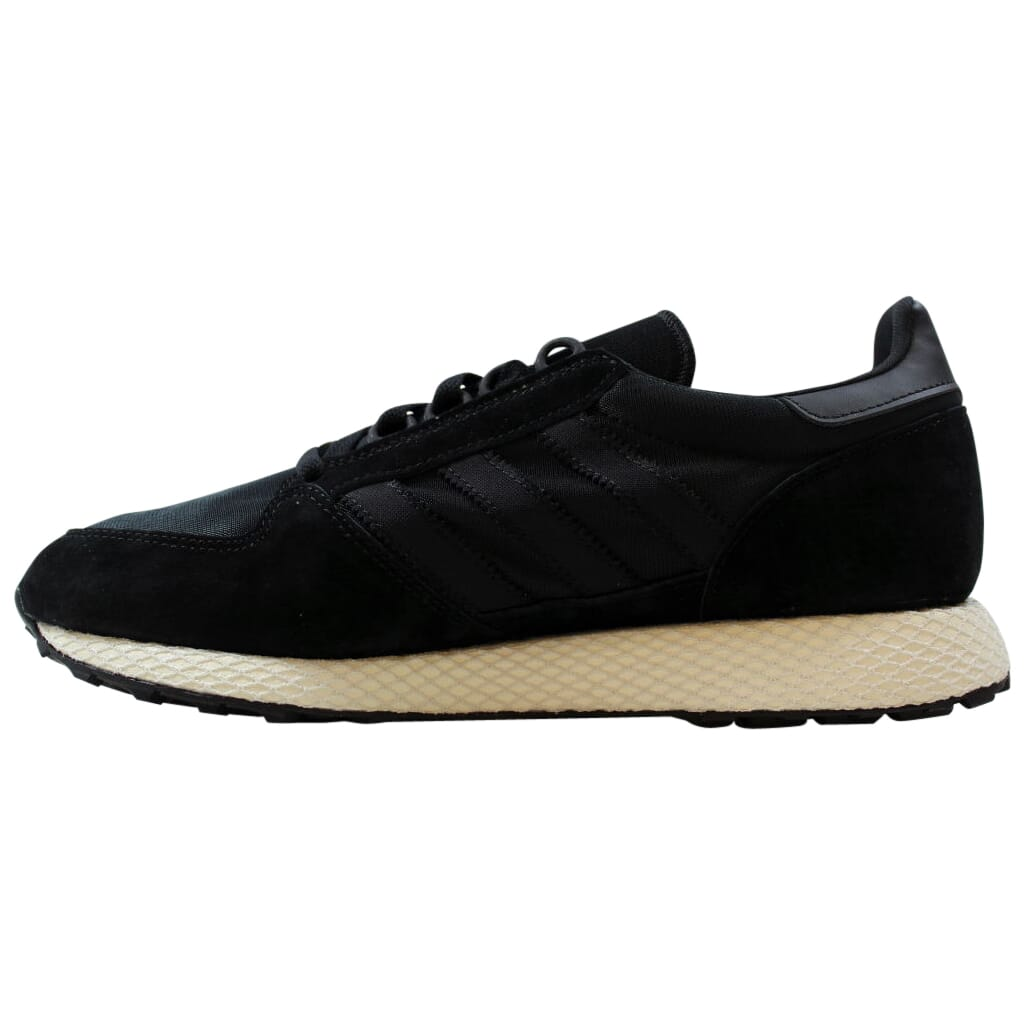 B37960-Adidas-Forest-Grove-Black-Men-039-s-Size-9-5 thumbnail 2