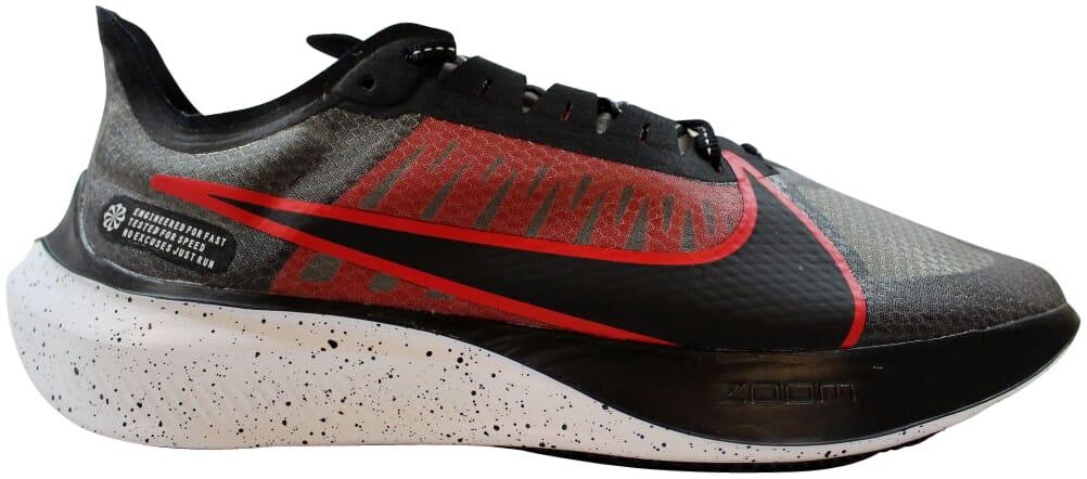 Nike-Nike-Zoom-Gravity-Black-University-Red-White-BQ3202-005-Men-039-s-Size-10-5