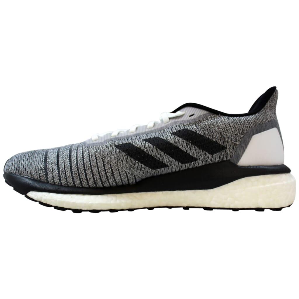 Adidas-Solar-Drive-M-White-Black-Grey-D97441-Men-039-s-Size-9 thumbnail 2