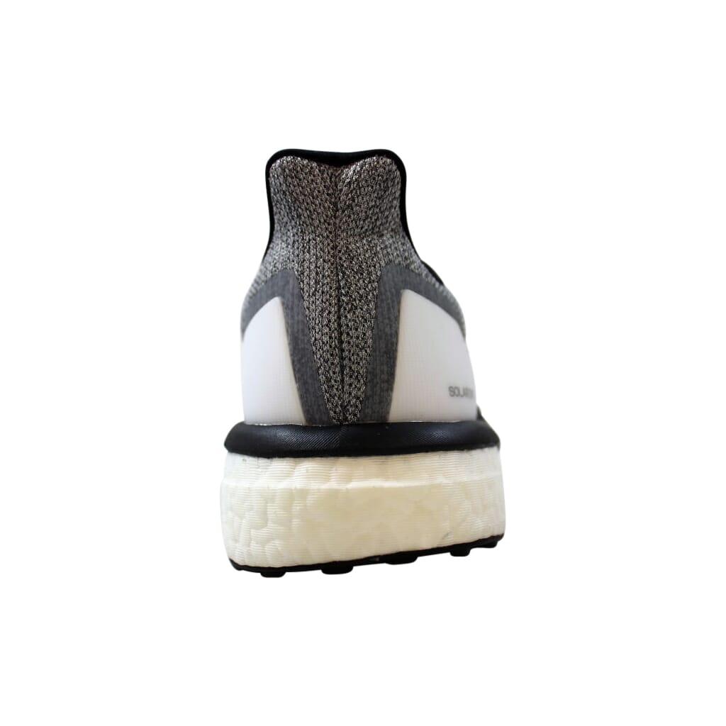Adidas-Solar-Drive-M-White-Black-Grey-D97441-Men-039-s-Size-9 thumbnail 3