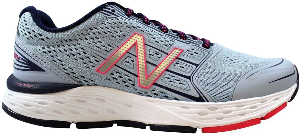 New Balance 680v5 Running Ice Blue/Pink