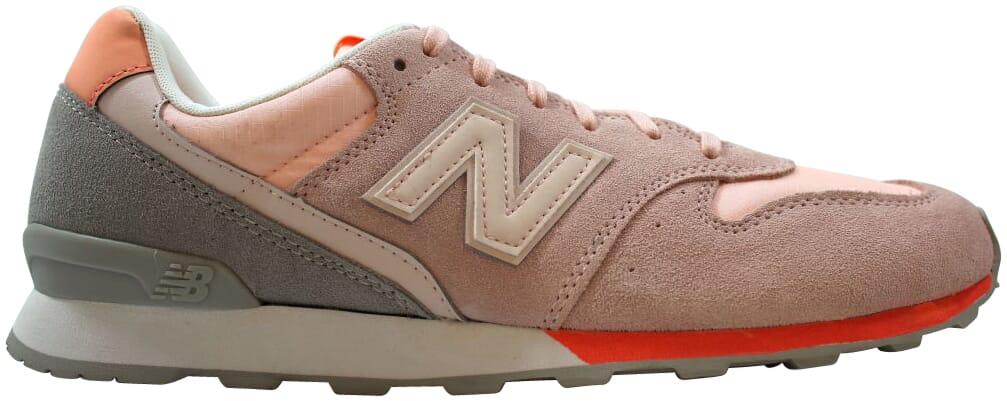 New Balance 696 Suede Pink Mist