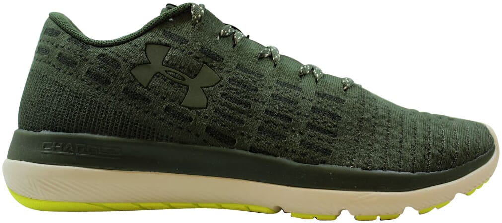 Slingflex Green Athletic Running Shoes