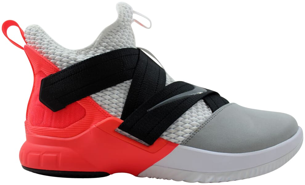 Nike Lebron Soldier XII 12 SFG White