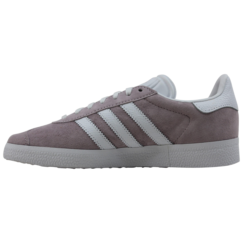 Adidas Gazelle W White/Light-Purple EE5540 Women's Size 5.5 ...