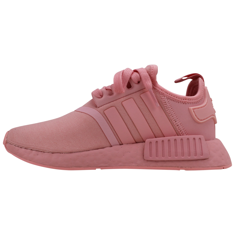 adidas Originals NMD R1 J Girls Shoes Size 4.5 Color Pink