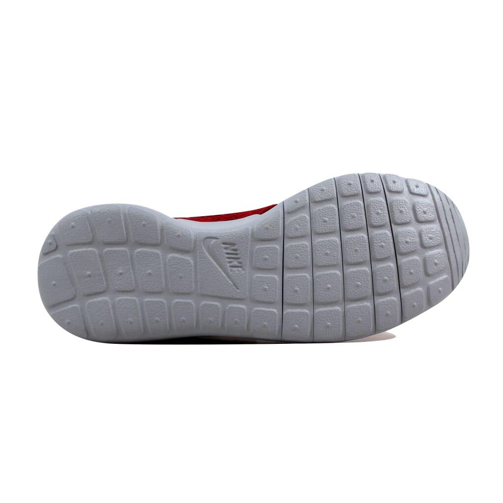 5ddae541a4089 Nike Roshe One Dark Team Red Wolf Grey 599728-607 Grade-School SZ 7Y ...