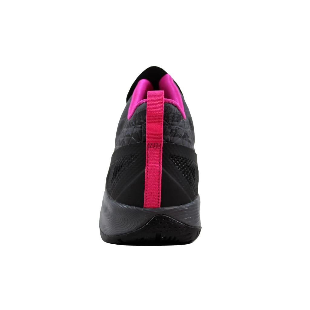 50924c6f624a Nike Hyperfuse 2013 Black Metallic Silver Dark Grey-Pink 616603-002 ...