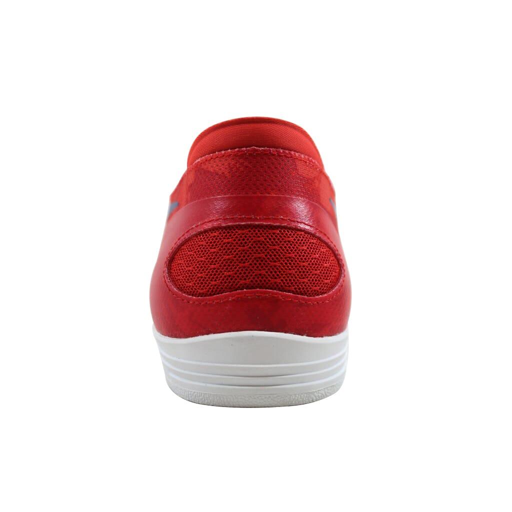 a7da0b6df6a7 Details about Nike Lunar Oneshot SB WC Light Crimson Deep Royal Blue  645019-604 Men s SZ 10.5