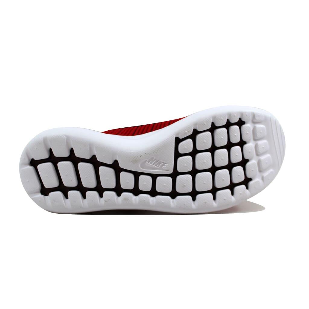 ccafb4661da74 Nike Roshe Two 2 Flyknit V2 University Red Dark Team Red 918263-600 ...