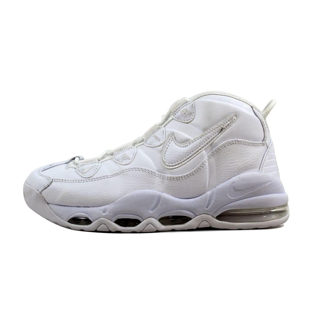Nike Air Max Uptempo 95 White White-White 922935-100 Men s 2 2 of 12 ... 627f4325b