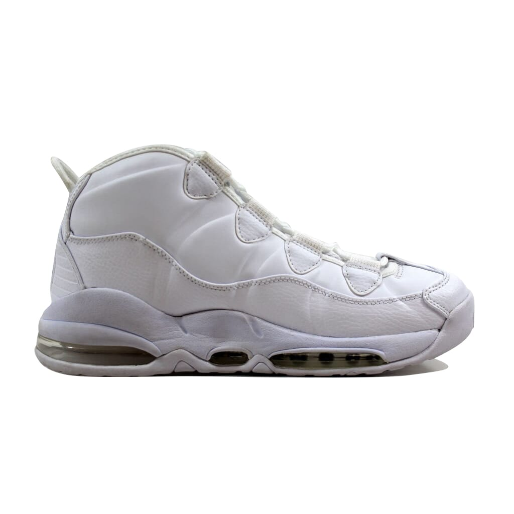 b22750c969 Nike Air Max Uptempo 95 White/White-White 922935-100 Men's 4 4 of 12 ...