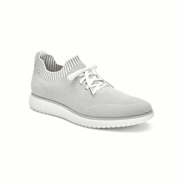 Thornton Knit Sneakers White