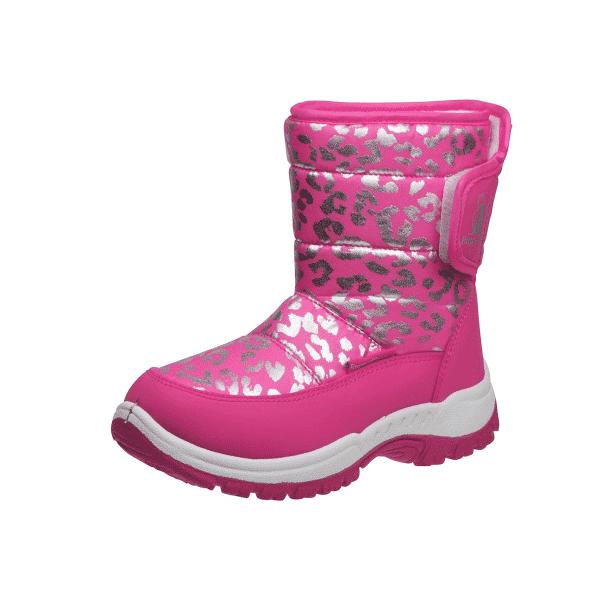 Rugged Bear Little Girls Snow Boots Pink Size 12 | eBay