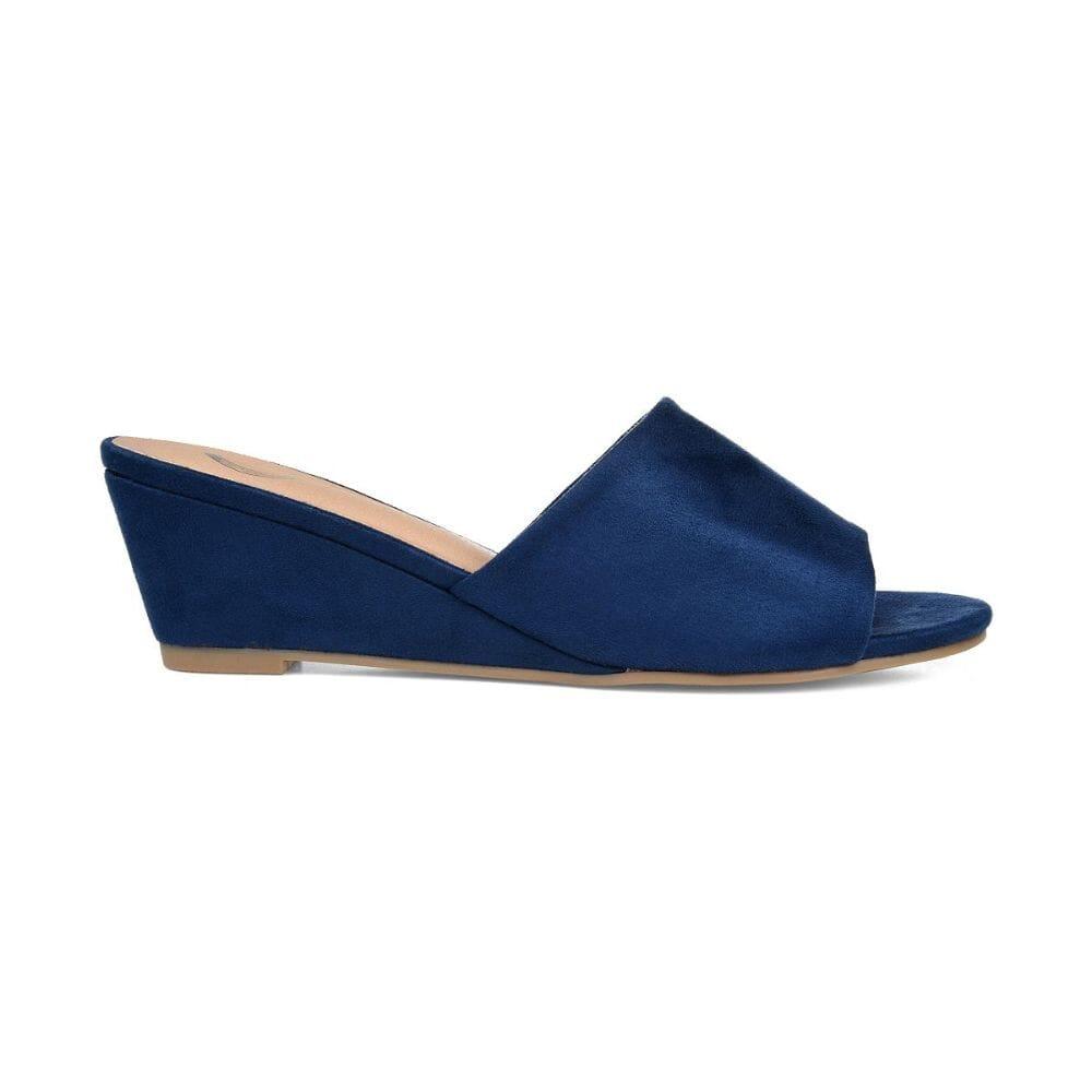 Details about  /Women/'s Journee Collection Pavan Slide Blue