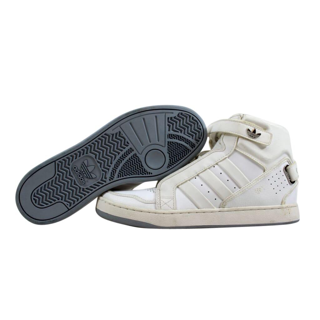 chaussures de séparation 91088 6f607 Details about Adidas AR 3.0 White/Metallic Silver G66836 Men's SZ 8
