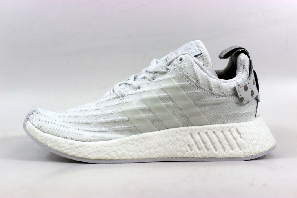 190ce937e75 Adidas NMD R2 W Clear Granite Vintage White BY2245 Women s Size 6.5