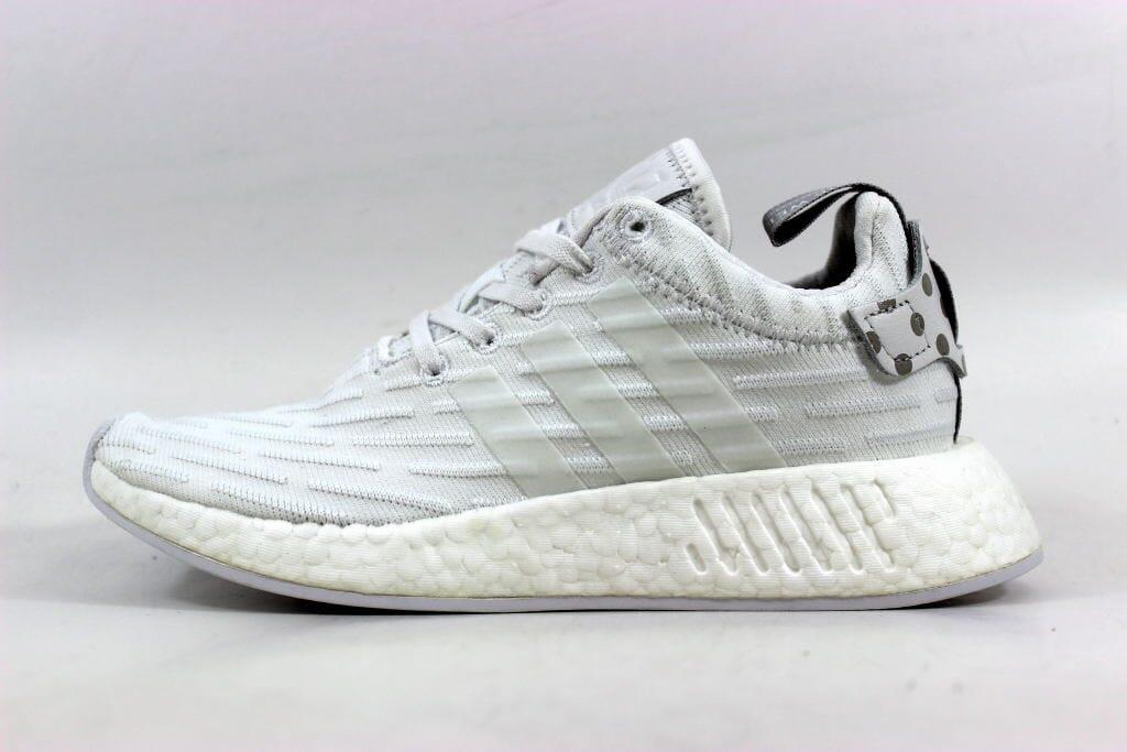 30b59210ff311 Adidas NMD R2 W Clear Granite Vintage White BY2245 Women s Size 5.5