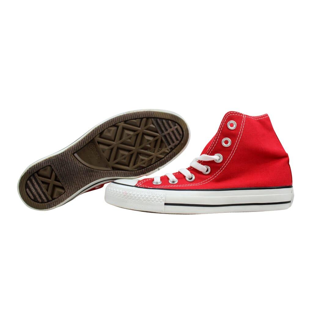 21671cfb41a5 Converse All Star Hi Red M9621 Men s SZ 3 22859552165