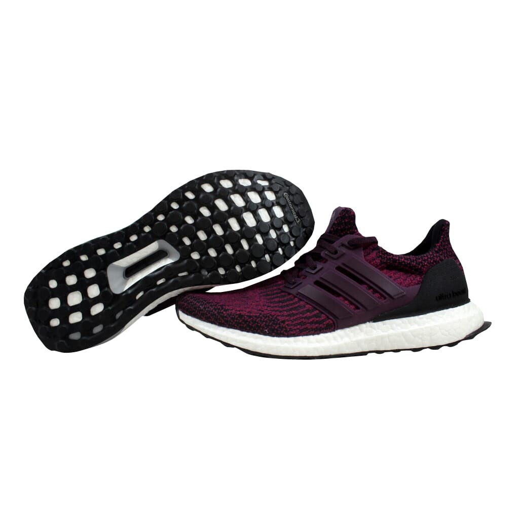 aef0dca70a7d8 Adidas Ultraboost W Red Night Core Black S82058 Women s SZ 7.5