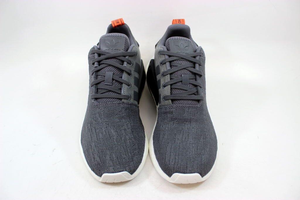 Adidas Nmd R2 Grey Five Future Harvest Grey Harvest By3014 Men S Size L 9 5 R 9 Ebay