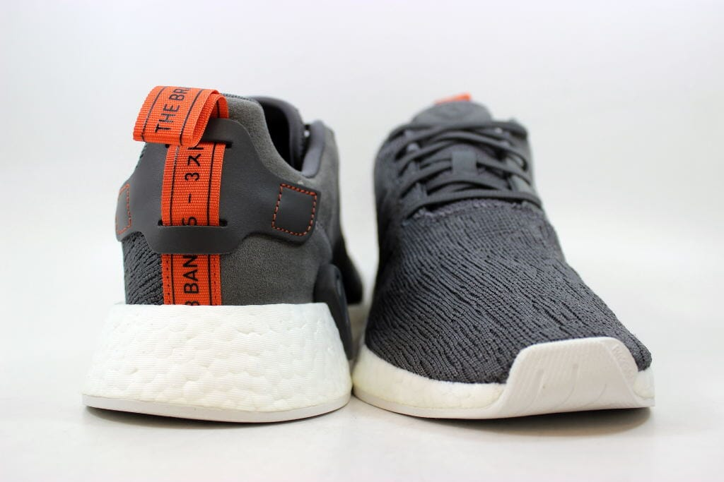 Adidas Nmd R2 Grey Five Future Harvest Grey Harvest By3014 Men S