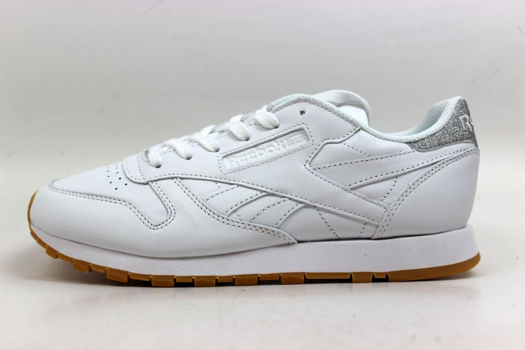 6b6d3932c22 Reebok Classic Leather Met Diamond White/Gum BD4423 Women's SZ 6.5 11 11 of  12 See More