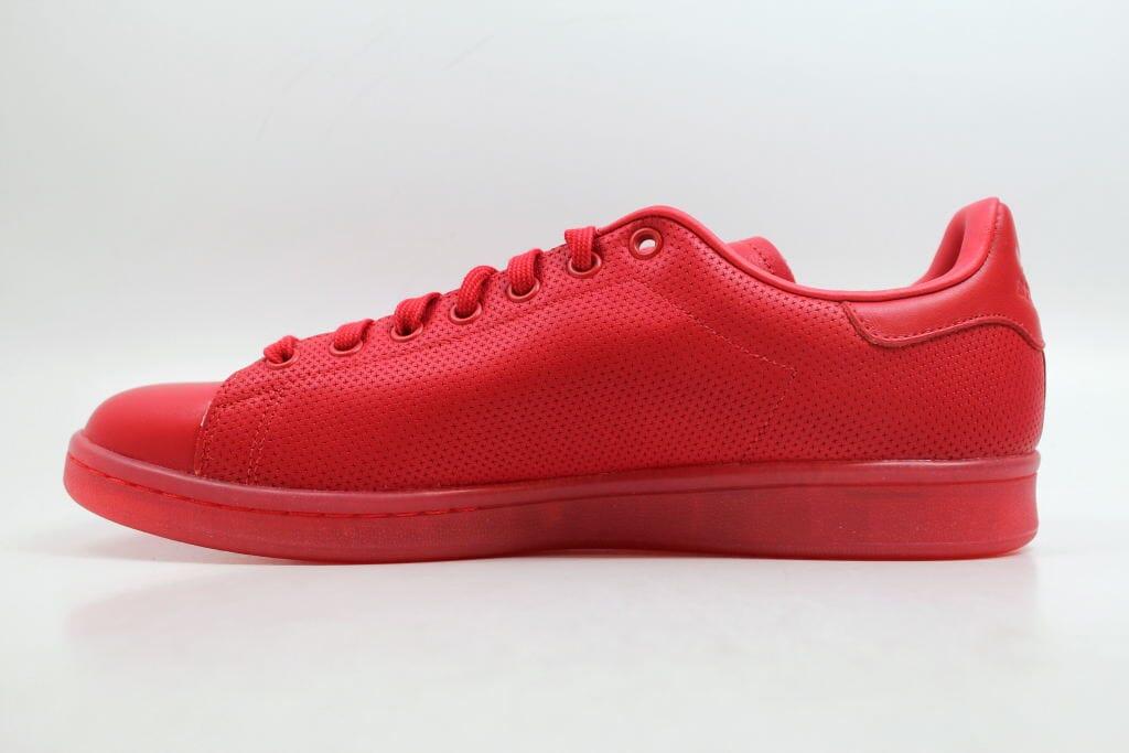 98044d20946 Details about Adidas Stan Smith Adicolor Scarlet Red S80248 Men s SZ 10.5