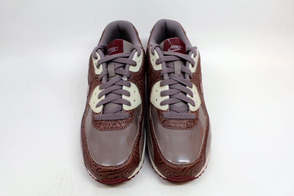 0b2d5f01ee Nike Air Max 90 Premium Orewood Brown/Red Earth-Brown 317246-261 ...