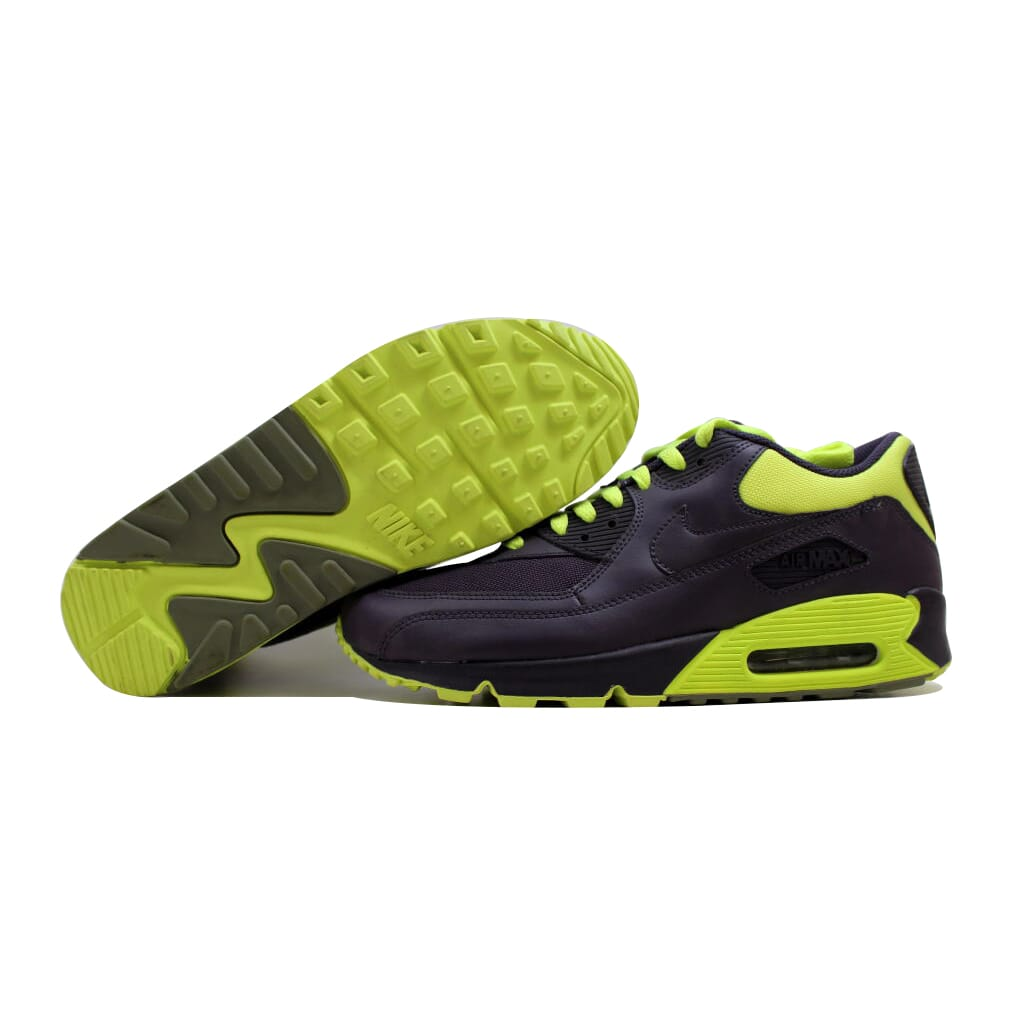 Nike Air Max 90 Abyss/Abyss-Volt 325213-551 Women's SZ 10.5